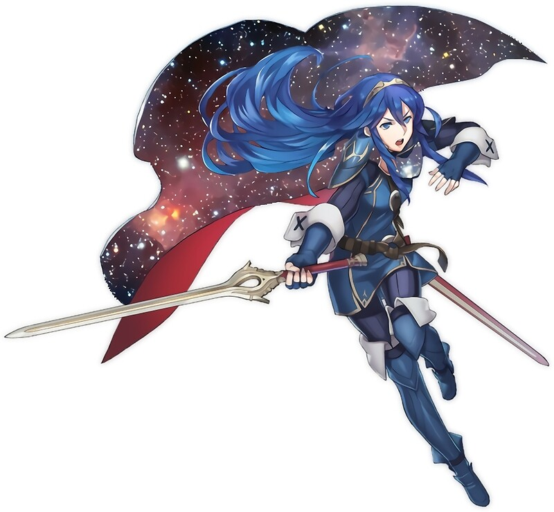 Quot Lucina Fire Emblem Awakening Space Aesthetic Quot By