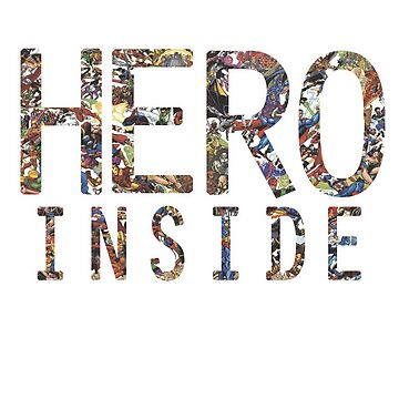 Hero inside by linarty