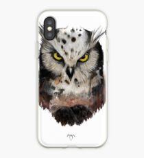 The owls are not what they seem iPhone Case