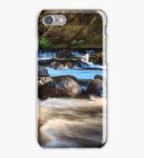 Deer Creek Root Beer Falls iPhone Case/Skin