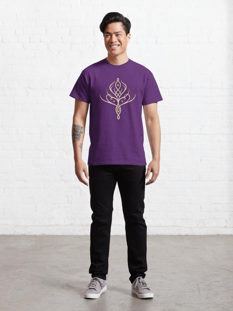 Alternate view of Lûth Galadh Classic T-Shirt