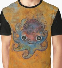 Baby Octopus Graphic T-Shirt