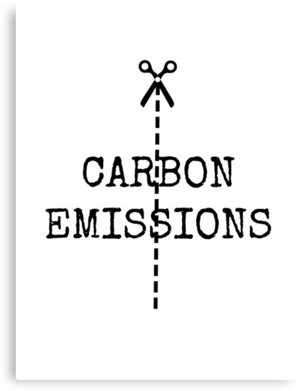 cut carbon emissions by Rob Price