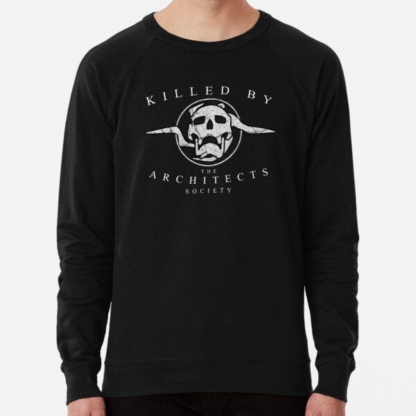 Killed by the Architects Society Lightweight Sweatshirt