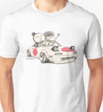 Crazy Car Art 0167 Unisex T-Shirt