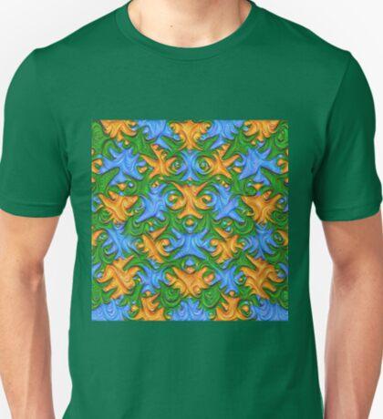 Frozen chanterelles #DeepDream #Art T-Shirt