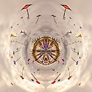 A World Of Kites by Mark Hamilton