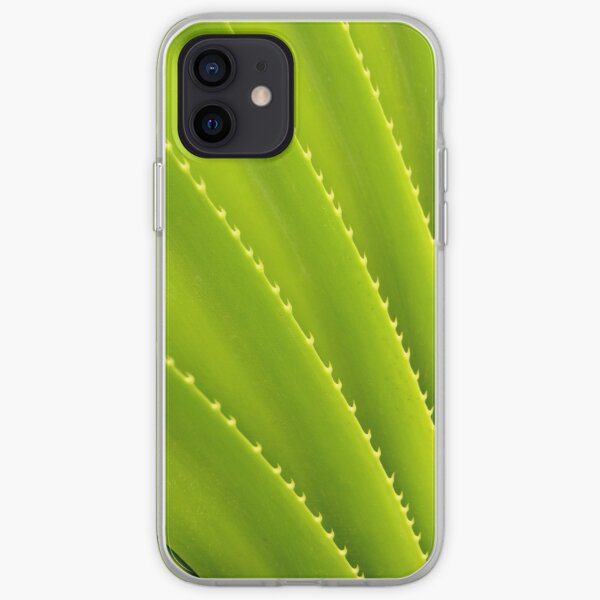 Spiky Plant iPhone Soft Case