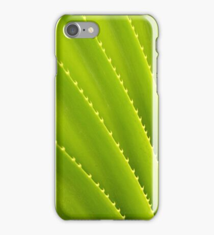 Spiky Plant iPhone Case/Skin