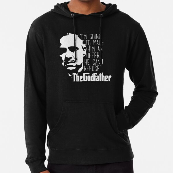 The Godfather Lightweight Hoodie