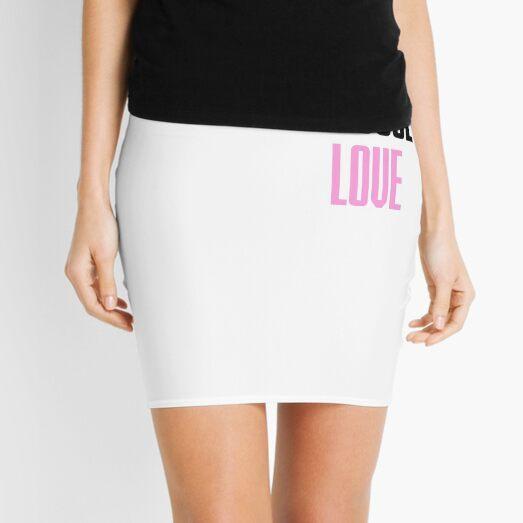 Choose Love Mini Skirt