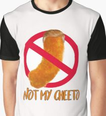 Not My Cheeto Graphic T-Shirt