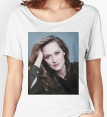 HIGH PRIESTESS MERYL STREEP  Women's Relaxed Fit T-Shirt