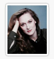HIGH PRIESTESS MERYL STREEP  Sticker