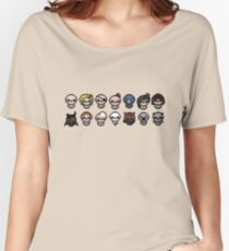 The Binding of Isaac characters + Women's Relaxed Fit T-Shirt