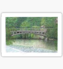 Horsforth Leeds Newlay Bridge Sticker