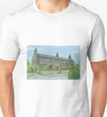 Horsforth Leeds Long Row Unisex T-Shirt