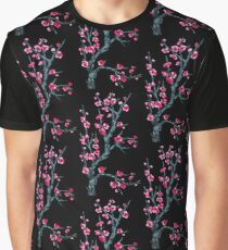 Vibrierende Arizona-Orchidee Grafik T-Shirt