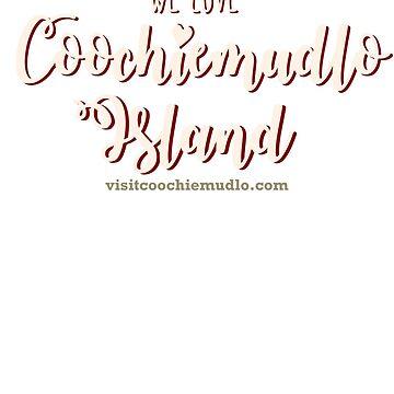 Coochiemudlo Island - love (light) by coochiemudlo