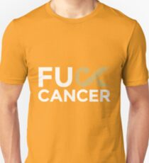 Fuck Cancer - Fight Against Cancer Unisex T-Shirt