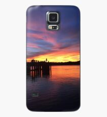 Sunsets in Australia Case/Skin for Samsung Galaxy