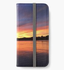 Sunsets in Australia iPhone Wallet/Case/Skin