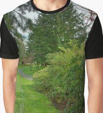 Springtime, the Arbutus Village 2008 17 Graphic T-Shirt