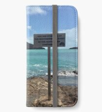 The Tip of Australia iPhone Wallet/Case/Skin