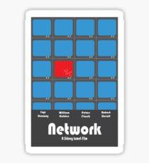 Network Sticker