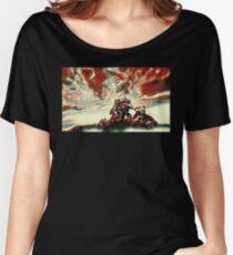 Iwo Jima Women's Relaxed Fit T-Shirt
