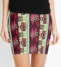 Atomic Red Zen Mini Skirt