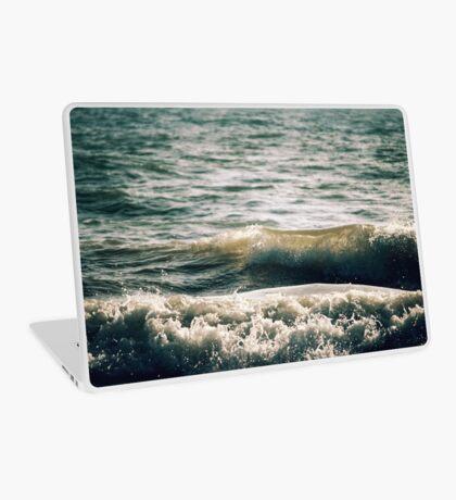 Wellen Laptop Folie