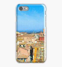 Siena Roofs iPhone Case/Skin