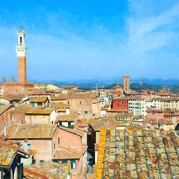 Siena Roofs by savage1