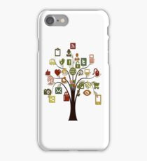 Social Networking iPhone Case/Skin
