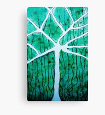 The Trees Have Eyes Canvas Print