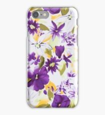 Blooms And Blossoms iPhone Case/Skin