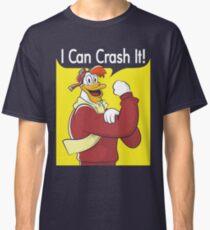 I Can Crash It! Classic T-Shirt