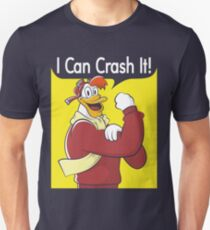 I Can Crash It! Unisex T-Shirt