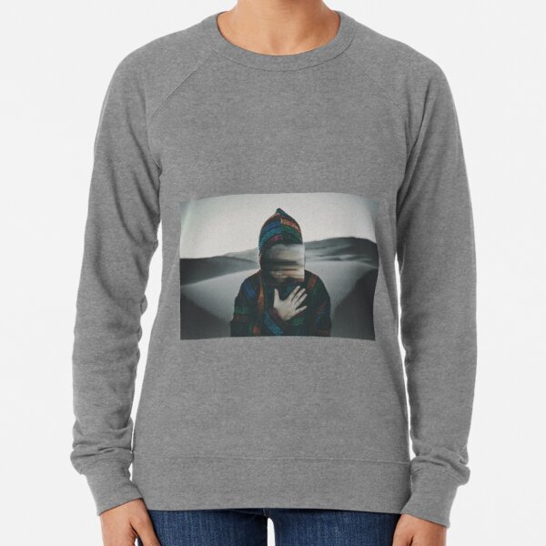 Spiritual Warrior Lightweight Sweatshirt