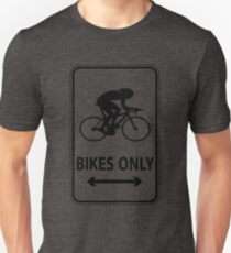 Time Trial Only (Transparent) Unisex T-Shirt