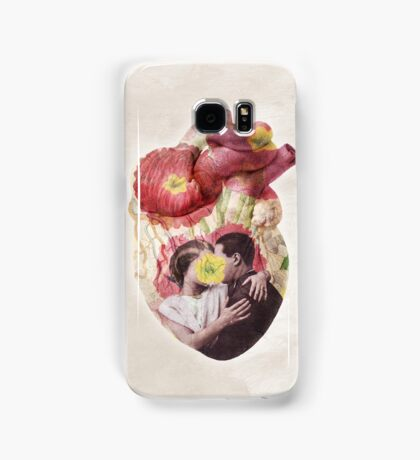 You Are In My Heart - floral version Samsung Galaxy Case/Skin