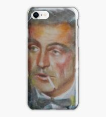 Sean Connery - My Name is Bond iPhone Case/Skin