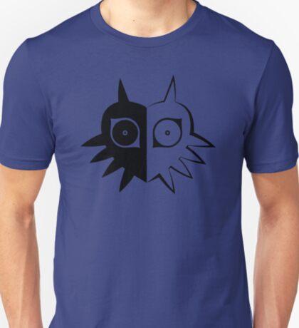 Majora's Mask Half T-Shirt