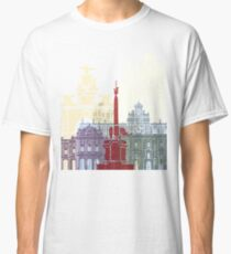 Catania skyline poster Classic T-Shirt
