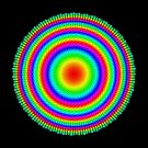 Phyllotaxis-002 by Rupert Russell