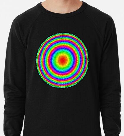 Phyllotaxis-002 Lightweight Sweatshirt