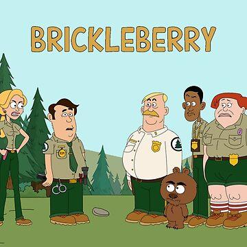Bricklberry Team by deheleisa