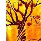 Golden tree of Life by ExceptionalSilk
