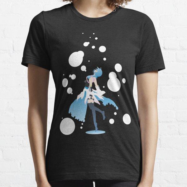 Aqua Kingdom Hearts Essential T-Shirt